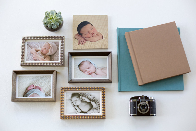 modern wall art frames albums photograph display pregnancy newborn children