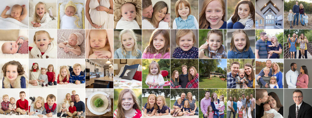 Jennifer Celine Photography 2017 Client Wrap Up with 44 images