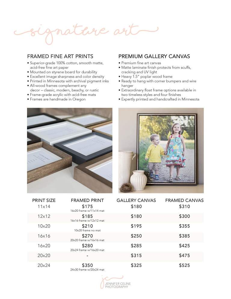 modern photography wall art frames canvas albums